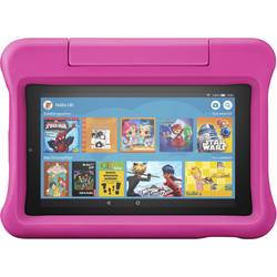 Image of amazon Fire 7 Android-Tablet 17.8 cm (7 Zoll) 16 GB WiFi Pink 1.3 GHz MediaTek 1024 x 600 Pixel