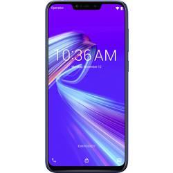 Smartfón Asus Zenfone Max M2, 16 cm (6.3 palca, 64 GB, 2 MPix, 13 MPix, modrá