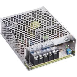 Zabudovaný napájací zdroj Sunpower DC / DC 6 A 72 W 12 V / DC stabilizovaný Dehner Elektronik SDS 075L-12, 12 V/DC /72 W