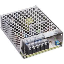 Zabudovaný napájací zdroj Sunpower DC / DC 12 A 60 W 5 V / DC stabilizovaný Dehner Elektronik SDS 075L-05 , 5 V /