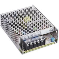 Zabudovaný napájací zdroj Sunpower DC / DC 6 A 72 W 12 V / DC stabilizovaný Dehner Elektronik SDS 075M-12 , 12 V /60 W