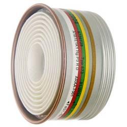 Kombinovaný filter Dräger 990 A1B1E1K1 Hg P3 R D 6738812, 5 ks