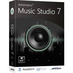Image of Ashampoo Music Studio 7 Vollversion, 1 Lizenz Windows Musik-Software