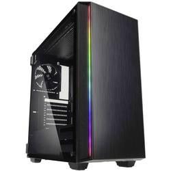 PC skrinka midi tower Kolink ETHEREAL, čierna