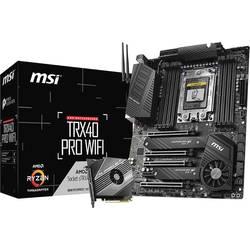 Základní deska MSI TRX40 PRO WIFI Socket AMD AM4 Tvarový faktor ATX Čipová sada základní desky AMD® TRX40