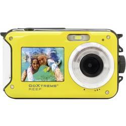 Digitálny fotoaparát GoXtreme Reef Yellow, 24 Megapixel, žltá