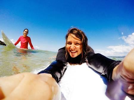 Urlaubsmomente mit der Kamera festhalten