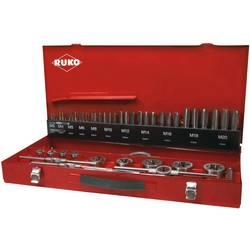 Sada strojných závitníkov RUKO 245041, 43-dielna, 1 sada
