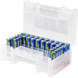 Sada batérií alkalicko-mangánová Conrad energy Extreme Power CE-2206315, 34 ks