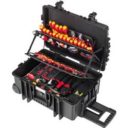 Kufrík s náradím Wiha Competence XXL II 42069, (š x v x h) 440 x 625 x 280 mm, 115dílná