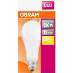 LED žiarovka OSRAM 4058075245983 230, E27, 20 W, teplá biela, A ++ (A ++ - E), tvar žiarovky, 1 ks