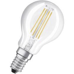 LED žiarovka OSRAM 4058075269859 230, E14, 4 W, teplá biela, A ++ (A ++ - E), kvapkovitý tvar, 1 ks