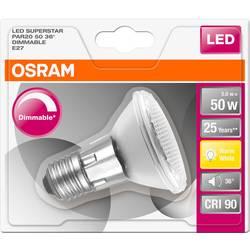 LED žiarovka OSRAM 4058075264298 230, E27, 5 W, teplá biela, A + (A ++ - E), reflektor, 1 ks