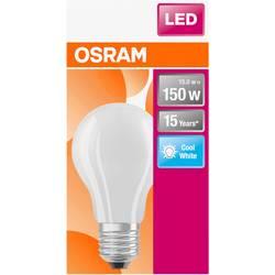 LED žiarovka OSRAM 4058075305038 230, E27, 16 W, chladná biela, A ++ (A ++ - E), tvar žiarovky, 1 ks