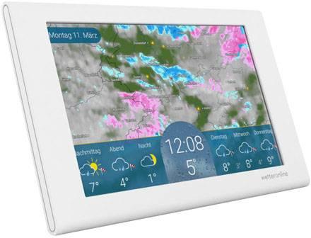Eurochron EIWS 1 EC-3123694 WLAN-Wetterstation