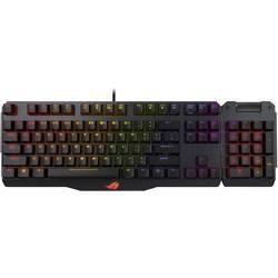 Image of Asus ROG Claymore USB-Gaming-Tastatur Beleuchtet, Integrierter Profilspeicher Deutsch, QWERTZ, Windows® Schwarz