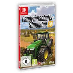 Image of Landwirtschafts-Simulator 20 Nintendo Switch USK: 0