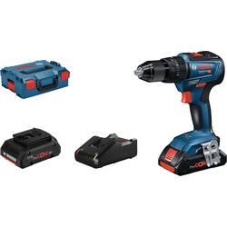 Aku príklepová vŕtačka Bosch Professional GSB 18V-55 06019H5304, + púzdro, + 2. akumulátor