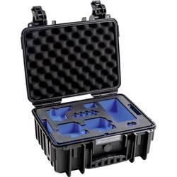 Outdoorový kufrík B & W outdoor.cases Typ 3000 3000/B/GoPro8 Vhodné pre GoPro Hero 8