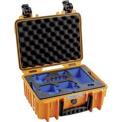 Outdoorový kufrík B & W outdoor.cases Typ 3000 3000/O/GoPro8 Vhodné pre GoPro Hero 8