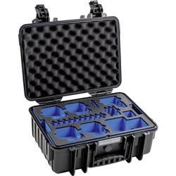 Outdoorový kufrík B & W outdoor.cases Typ 4000 4000/B/GoPro8 Vhodné pre GoPro Hero 8
