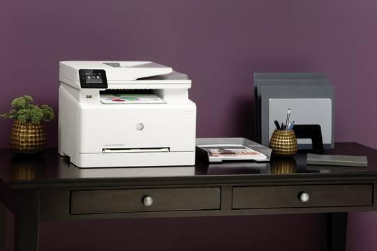 Laser-Multifunktionsdrucker decken mehrere Funktionen ab