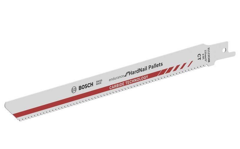 Bosch 1x 1 Säbelsägeblätter S 1122 HF Flexible for Wood /& Metal 2608656021
