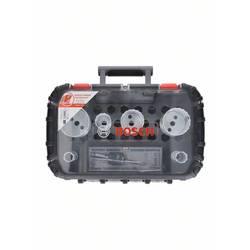 Sada dierovacích píl 22 mm, 25 mm, 35 mm, 51 mm, 60 mm, 68 mm Bosch Accessories 2608594183, 1 ks