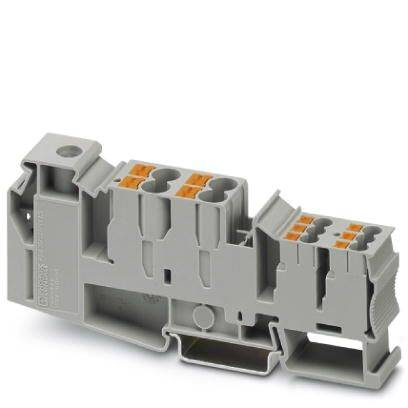 Phoenix Contact PTU 354X66X2,5 3214080 Potenzialsammelklemme 1.5 mm² 50 mm² Grau 20 St.