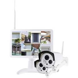 Sada bezpečnostné kamery Smart Vision VF-KIT-1TB, 8-kanálový, s 2 kamerami