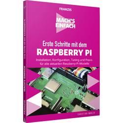 Image of Erste Schritte mit dem Raspberry Pi Seitenanzahl: 160 Seiten
