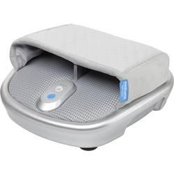 Masážny prístroj na nohy Medisana FMG 880, 30 W, strieborná