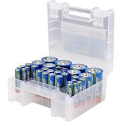 Sada batérií alkalicko-mangánová Conrad energy CE-2228018, 31 ks