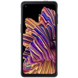 Smartphone Samsung Galaxy XCover Pro Enterprise Edition, 16 cm (6.3 palec, 64 GB, 25 MPix, 8 MPix, černá