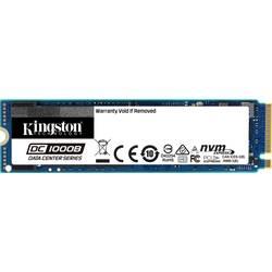 Interný SSD disk NVMe / PCIe M.2 Kingston Data Center DC1000B SEDC1000BMB/480G, 480 GB, Retail, M.2 NVMe PCIe 3.0 x4