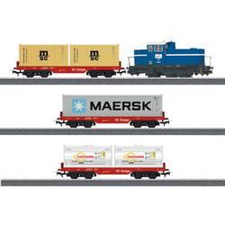 """Štartovacia sada H0 """"Container Train"""" spoločnosti DB AG Märklin 29453"""