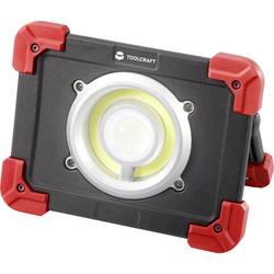 N/A pracovné osvetlenie TOOLCRAFT TO-6687738 10 W, napájanie z akumulátora