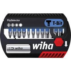 Sada bitov Wiha SB 7947T-999 FlipSelector 41826, 25 mm, molybdén-vanádiová oceľ, tvrdené, 13-dielna