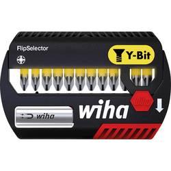 Sada bitov Wiha SB 7947Y-202 FlipSelector 41829, 25 mm, molybdén-vanádiová oceľ, tvrdené, 13-dielna