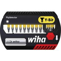 Sada bitov Wiha SB 7947Y-505 FlipSelector 41828, 25 mm, molybdén-vanádiová oceľ, tvrdené, 13-dielna