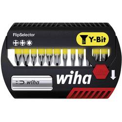 Sada bitov Wiha SB 7947Y-904 FlipSelector 41827, 25 mm, molybdén-vanádiová oceľ, tvrdené, 13-dielna