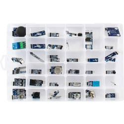 Image of Allnet 4duino_40in1_Kit1 1 Set Passend für (Entwicklungskits): Arduino