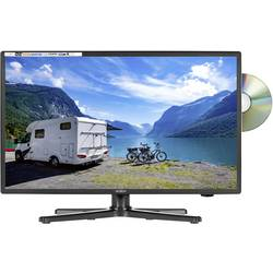 Reflexion LED TV 24 palca en.trieda A (A +++ - D) CI+, DVB-C, DVB-S2, DVB-T2 HD, PVR ready, DVD-Player, Full HD čierna (lesklá)