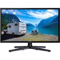 Reflexion LED TV 21.5 palca CI+, DVB-C, DVB-S2, DVB-T2 HD, Full HD, PVR ready čierna (lesklá)