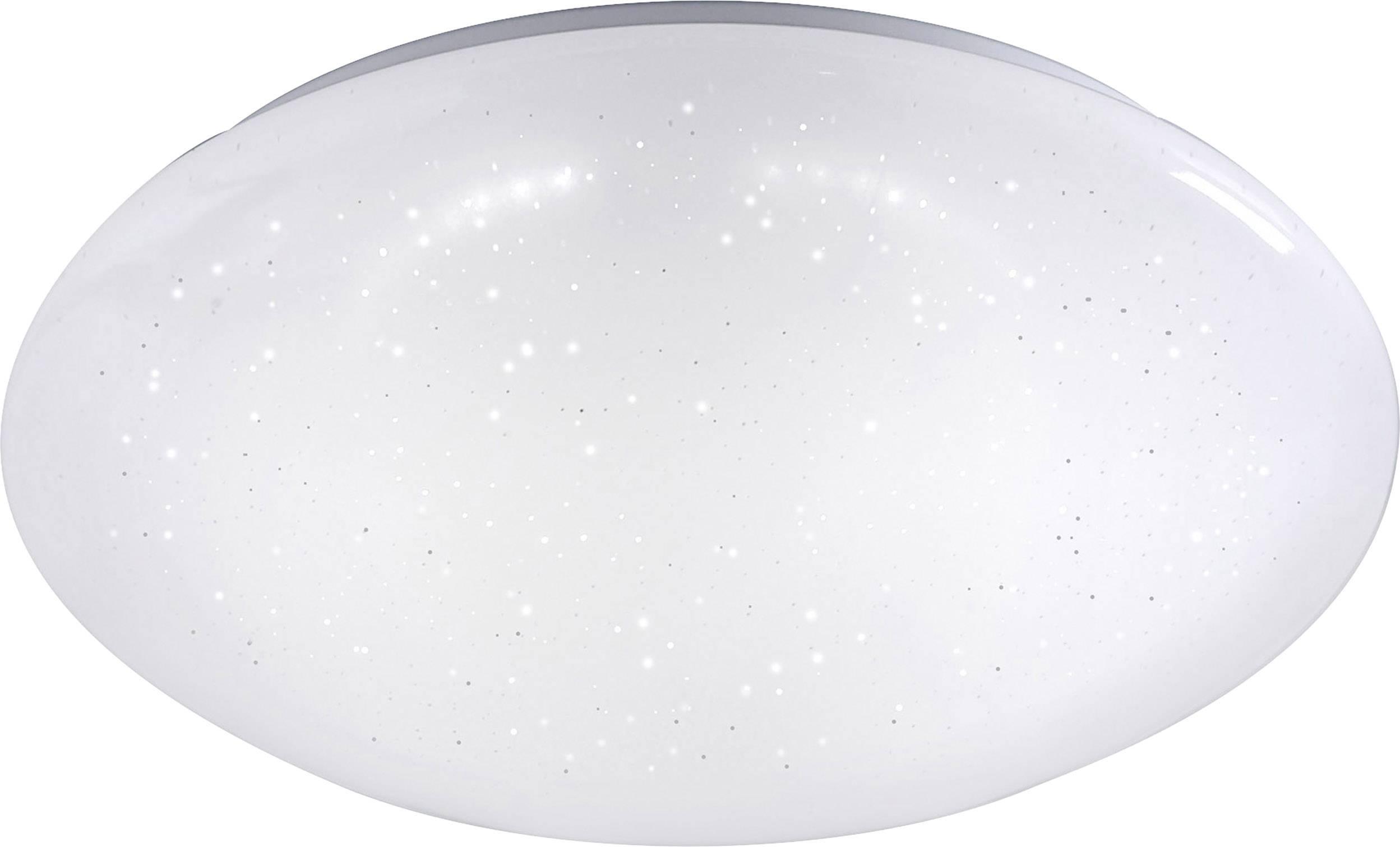 LeuchtenDirekt 14231 16 SKYLER LED Deckenleuchte LED Weiß