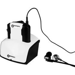 Bezdrôtové TV štupľové slúchadlá Geemarc CL7350AD CL7350AD_OPCL_BLKVDE, čierna, biela