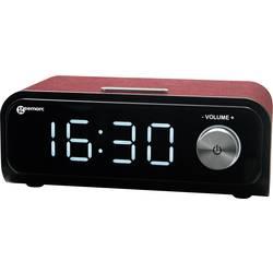 MP3 prehrávač Geemarc VISOTEMPO200, 8 GB, reproduktor, červená, čierna