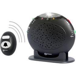 Bezdrôtový zvonček Geemarc CALL20 CALL20_GRA_I, čierna