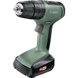 Aku príklepová vŕtačka Bosch Home and Garden Universal Impact 18 06039C8100, 18 V, 1.5 Ah, Li-Ion akumulátor