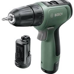 Aku vŕtací skrutkovač Bosch Home and Garden EasyDrill 1200 06039D3002, 12 V, 1.5 Ah, Li-Ion akumulátor
